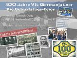 100 Jahre VfL: Die Geburtstagsgala