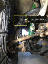 BJ Spacer o Suplemento de rótula