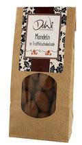 Mandeln in Trüffelschokolade