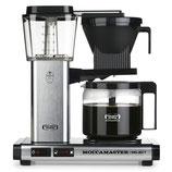 KBG Select Filterkaffeemaschine Brushed