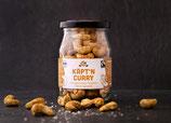 """BIO Cashewkerne Curry & Meersalz """"Käpt´n Curry"""""""
