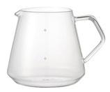 Coffeeserver Kinto SC02  600 ml Glas