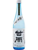 甘雨 初呑み切り 純米酒 たむら限定 720ml