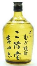 二階堂 吉四六 瓶(麦焼酎)720ml