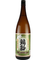 鶴齢 本醸造 1.8L