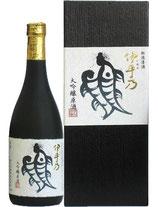 越の初梅 伊乎乃(いおの) 大吟醸原酒 720ml