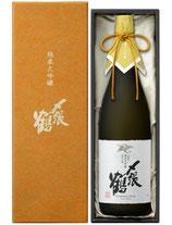 〆張鶴 純米大吟醸 PLATINUM LABEL(プラチナラベル)袋取り雫酒