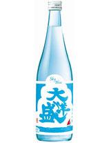 大洋盛 純米吟醸 スカイブルーラベル 720ml