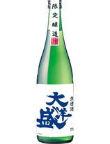 大洋盛 純米無濾過 生原酒