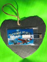 USB Stick mit Herz und 16 Titeln