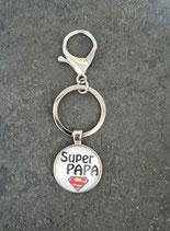 Porte-clé Super PAPA