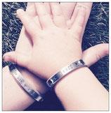 Bracelets femme + enfant