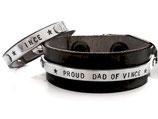 Bracelets homme + 2 enfants