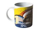 Kaffeebecher mit Motiven aus Schwäbisch Hall
