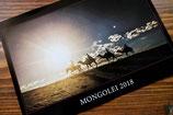 Mongolei Fotokalender 2018