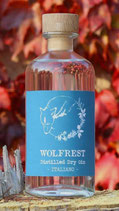 Wolfrest Distilled Dry Gin