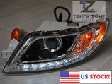 International Durastar Headlamp Projector with LED Stripe