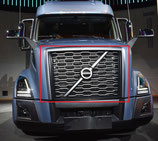 Volvo VNL 2018+ Grille Chrome with Sign 84724159