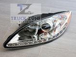 International prostar Headlamp with LED Stripe
