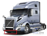 Volvo VNL 2018+ Center Bumper Air Deflector 82750265