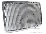 Volvo VNM 1998-2003 Front Grille Chrome