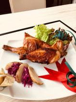 若鶏の半身焼き(中札内田舎どり使用) 2枚