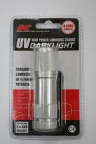 Linterna Darklight 9 leds