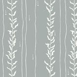 BIO-BW Birch Fabrics Ranken grau