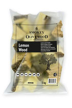 Smokey Olive Wood - Zitronenholz Chunks Nº5