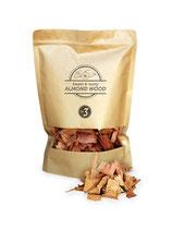 Smokey Olive Wood -  Mandelholz Räucherspäne Nº3