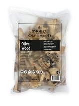 Smokey Olive Wood - Olivenholz Chunks Nº5