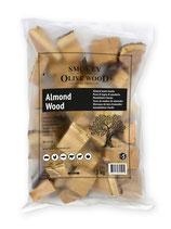 Smokey Olive Wood – Mandelholz Chunks Nº5