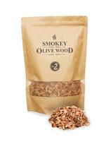 Smokey Olive Wood - Olivenholz Chips Nº2