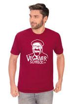 Veganerschreck T-Shirt Herren ( Made in Germany )