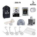 Set Smoker ZZS-70