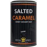 Salted Caramel, gesalzener Karamell Rub für Desserts und Co, 120g Dose
