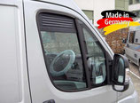 RV AIRvents - Air louvre vents for driver cabin windows