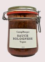 Sauce Bolognese Vegan