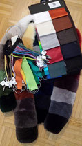 Mattes Farbkombination