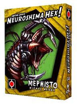 Neuroshima Hex : Army pack - Mephisto