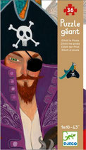 Puzzle Géant : Elliott le Pirate 36p