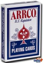 Jeu de cartes ARRCO plastifié