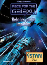 Race for the Galaxy : Rebel contre Imperium