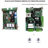 PLACA ELECTRÓNICA ELIOT 24V. CC3