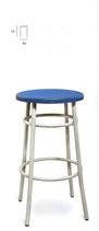 modello 110 h.74 struttura: telaio in tubolare verniciato con polveri epossidiche, colori struttura di serie, seduta  plastica