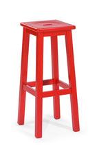 gs 12 laccato rosso o verde o ral h.80 cm