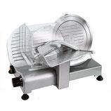 Affettatrice professionale in alluminio GA195CEV • Lama 19,5 cm Codice: AFF01739