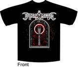 """T-Shirt """"Metal Rot-Weiss"""""""