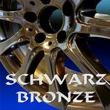 Schwarz-Bronze Metallik