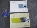 Bedienungsanleitung + Infotainment/ Radio Saab 9.3 YS3F
